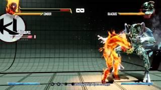Killer Instinct Cinder 3 ultra combo