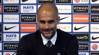 Manchester City 4-0 Bournemouth - Pep Guardiola Full Post Match Press Conference
