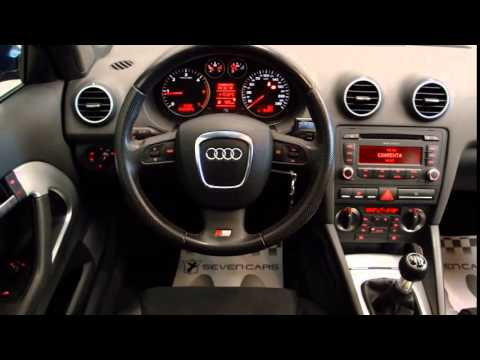 Audi A3 2.0 TDi 140cv DPF S-Line Edition - YouTube