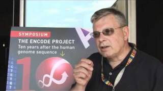 Biocat - ENCODE project, 10 years after sequencing of the human genome (scientist video)