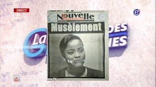 LA REVUE DES GRANDES UNES DU VENDREDI 9 NOVEMBRE 2018 - ÉQUINOXE TV