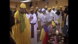 * Spiritual Baptist Holy SPIRITs IN the HOUSE - St. Francise Toronto SPIRITUAL BAPTIST