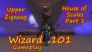 house of scales wizard101