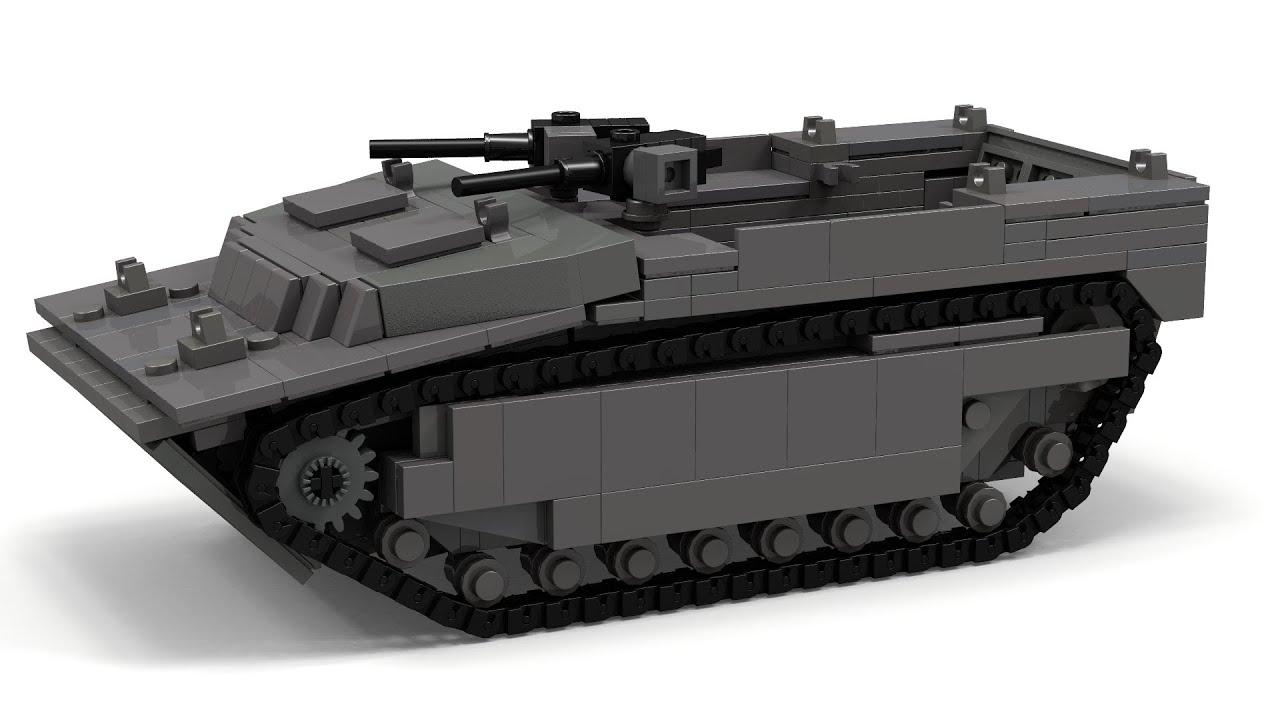 brickmania tiger tank instructions