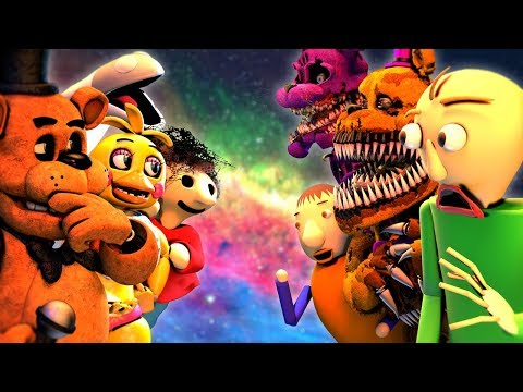 THE BEST VS. ANIMATIONS IN FIVE NIGHTS AT FREDDY'S & MORE