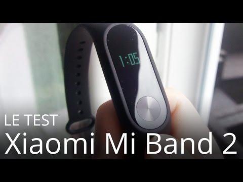 Test Xiaomi Mi Band 2 - Le bracelet montre connecté face au Mi Band 1 et 1S en français (fr)