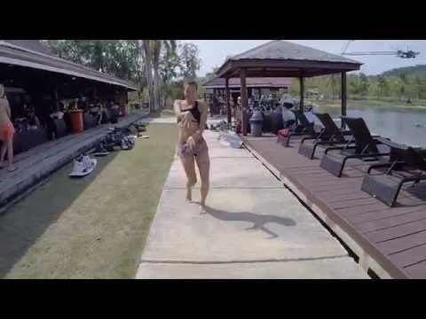 Alex's Medley - Batam cable park - Indonesia
