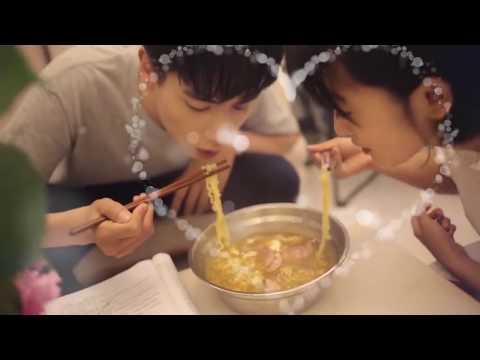 【Behind The Scene】A Love So Beautiful  - Jiang Chen x Chen Xiao Xi cooking soup together