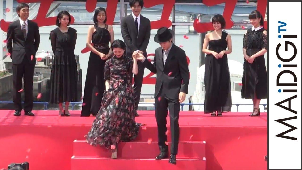 キャスト ユリゴコロ 松ケン、桃李ら追加キャスト発表!映画『ユリゴコロ』(シネマズ PLUS)