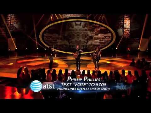 The Stone - Phillip Phillips (American Idol Performance)