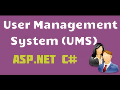 Asp Net Project In Urdu Hindi Ums P 1 Introduction Youtube