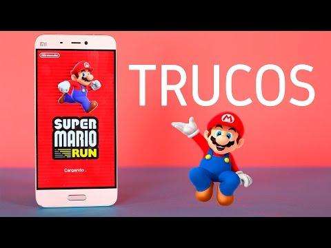 TRUCOS para SÚPER MARIO RUN  en Android y iOS!