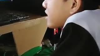 Hafidzul Ahkam gak sadar kamera mengintainya hehe MP3