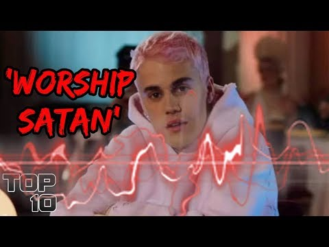 Top 10 Scary Hidden Messages In Songs