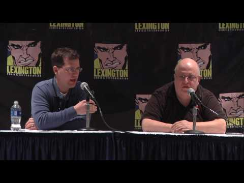 LexCon: Peter David - Legendary Hulk Writer