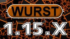 Minecraft - WURST 1.15.x Hacked Client -  Minecraft 1.15 Cheat Mod Utility Client - WiZARD HAX