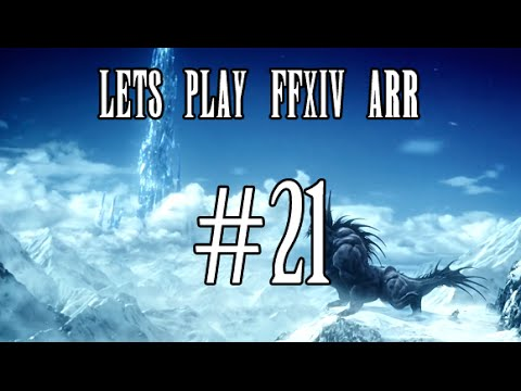 Lets Play FFXIV ARR Part 21 -  Unlocking Your First Job + Chocobo Companion (Patch 2.5)