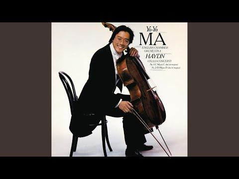 Cello Concerto No. 1 In C Major, Hob. VIIb:1: I. Moderato