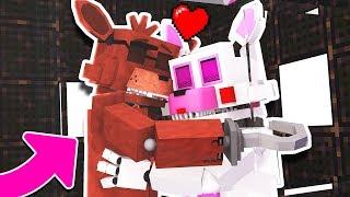- ILS SONT REUNIS SURVIE FNAF Minecraft