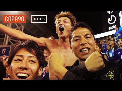 How Football Conquered Japan : Ultras, Culture and Obsession