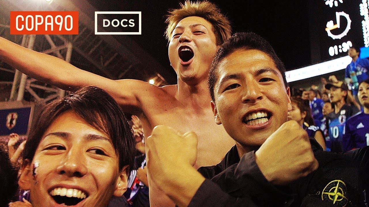 How Football Conquered Japan - The Real International Break: Asia