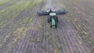 Hoffman Farms   Planting 2016