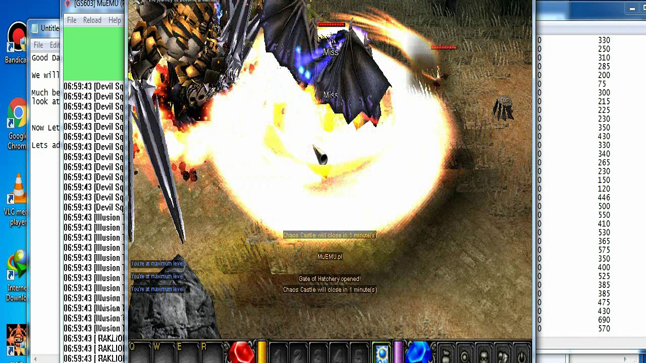 How to Add Monster Spot and NPC - MU Online