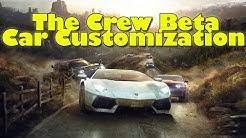 The Crew Beta - Car Customization - Detroit Tuner