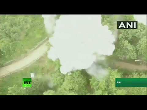 RT America: Terrorist plans up in smoke in India-China-Pakistan crisis