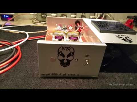 amp#1869 last amp of 2015 4pill in class c