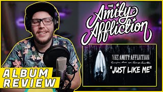 """OHRION REACTS: """"Just Like Me"""" By THE AMITY AFFLICTION (REACTION/ ALBUM REVIEW)"""