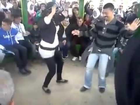 ولد يتحدى بنت في رقص في الزوراء thumbnail