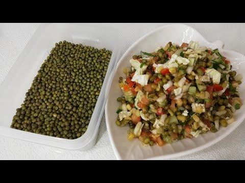 Что кушать на ночь (бобы мунг - маш)