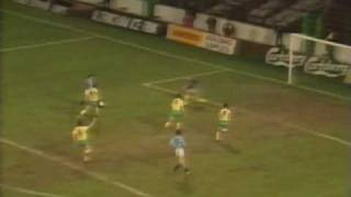 [89/90] Manchester City v Norwich City, Dec 26th 1989