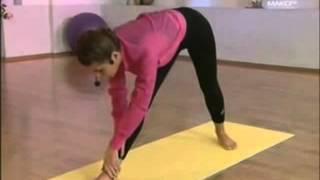 Йога с Кариной Харчинской. Занятие 32