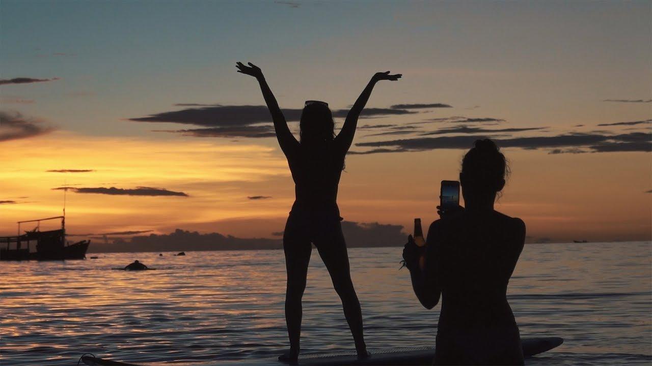 Sunset Cinematic // Koh Tao Island, Thailand