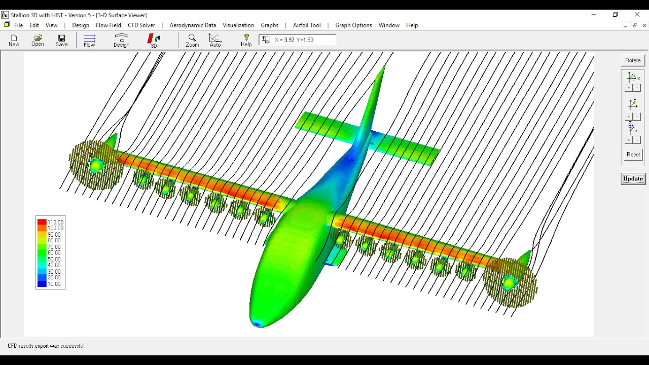 Stallion 3D is CFD Software for CAD Designs  No User Grid Generation