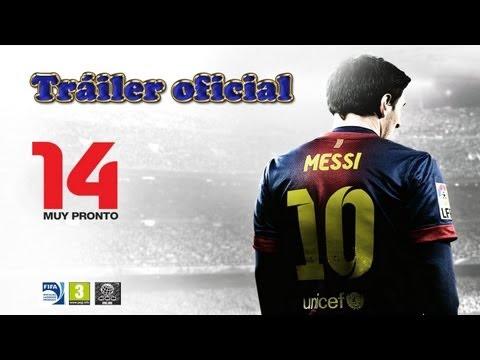 Tráiler oficial - Así será FIFA 14 en las nuevas consolas PS4 y Xbox One