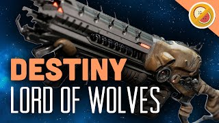 DESTINY (NEW) Lord of Wolves Exotic Shotgun Review (Year 2)