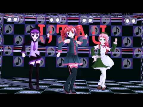 【MMD】LOL -Lots of Laugh-...