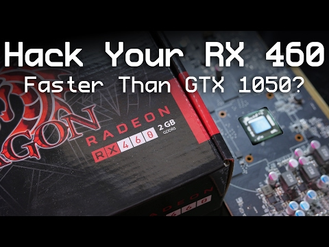 $0 RX 460 UPGRADE! - How to Get More FPS In Games For Free!