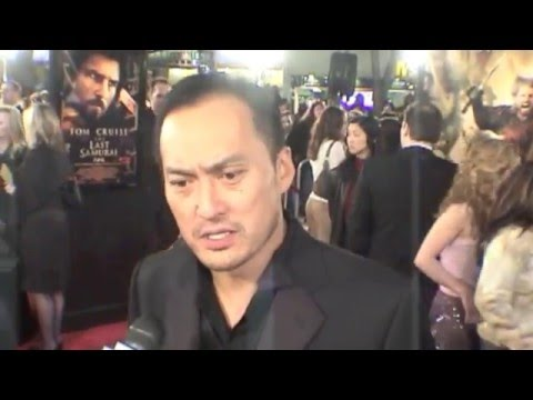 Ken Watanabe Interview - The Last Samurai