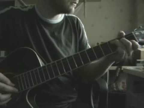 White Dwarf (Classical Guitar - practice) a-ha cover