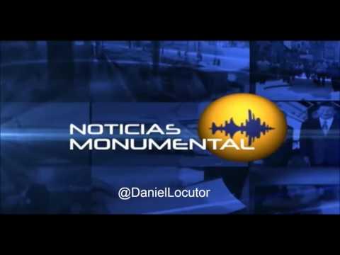 Radio Monumental Costa Rica 93.5 FM - Extracto noticias 25/03/2013