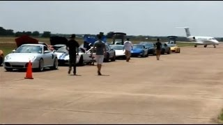 TSS: Side by Side Airfield Racing -- AMS, UGR, DP, Supras, Vettes and more...
