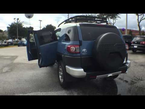 2013 Toyota FJ Cruiser Sanford, Daytona , Deland, Central Florida, Seminole County P5460A