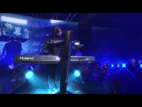 Alan Walker live (FULL) | World championship League of Legends.(2017)