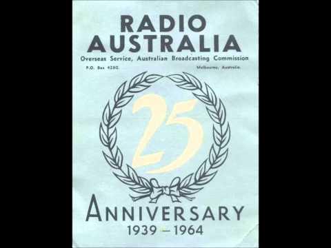 Shortwave Radio - Australia, 1969
