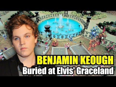 Elvis Presley's grandson Benjamin Keough buried next to The King ...