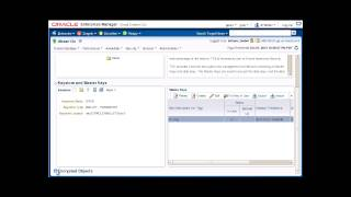 TDE Demo for Oracle Advanced Security (Oracle Database 12c) - Part 3